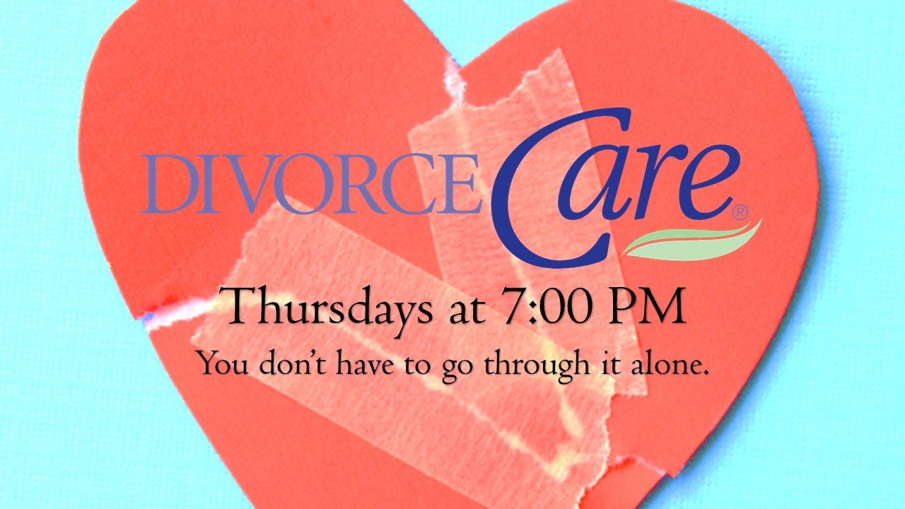 Divorce Care-Ongoing 2
