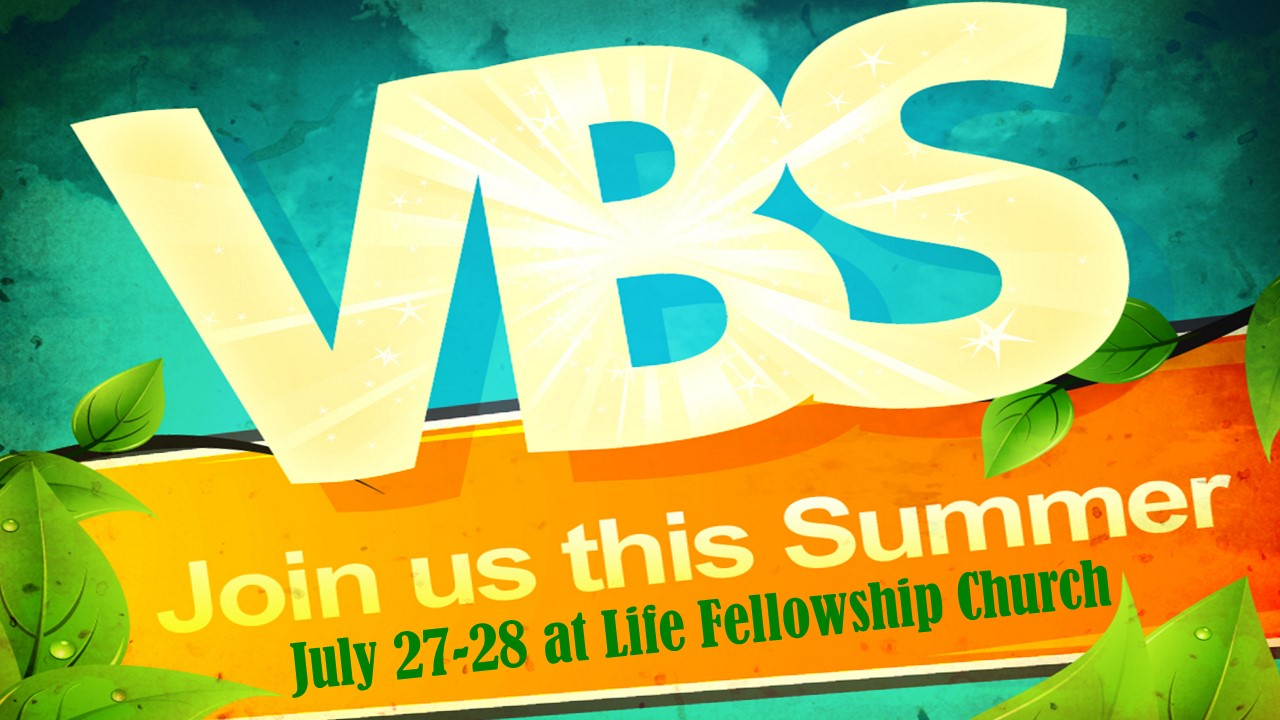 VBS Preview 2018